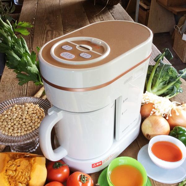 スープメーカースープの力