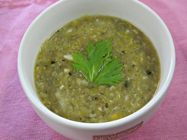 雑穀米と野菜のスープイメージ