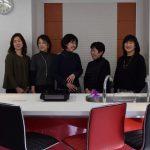 鹿児島営業所にもキッチンスタジオをオープンしました。